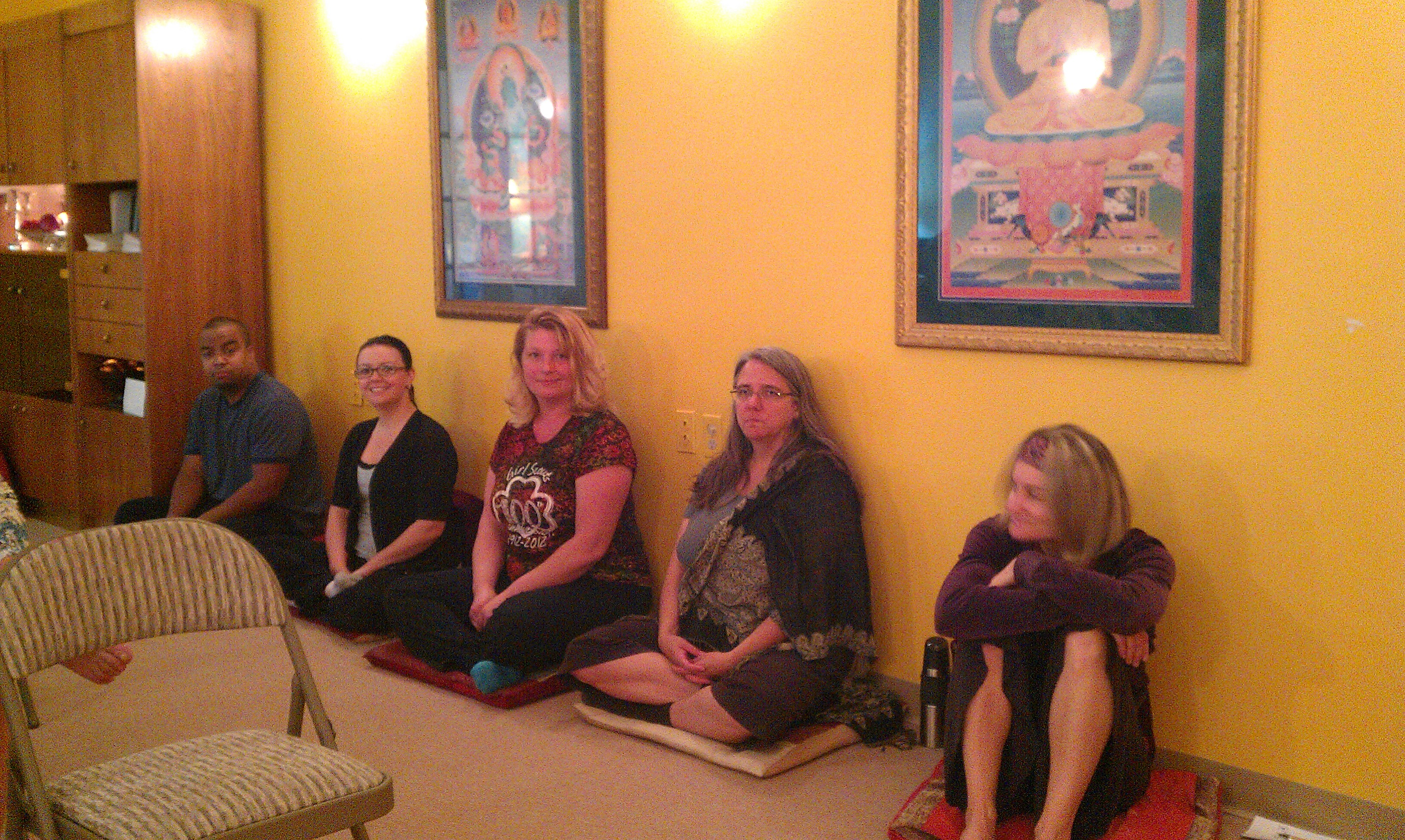 Weekly Meditation Classes