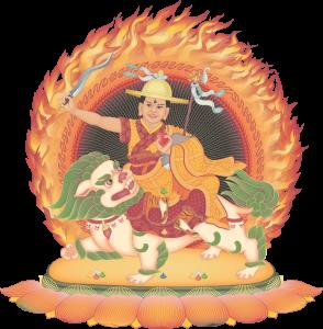 Dorje Shugden 4_transparent