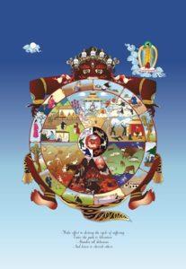 Wheel of Life: teaching, MOVIE & meditations @ Maitreya Kadampa Buddhist Center | Atlantic Beach | Florida | United States
