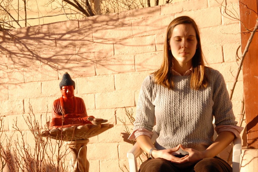 Learn to Meditate - online mini-course @ online