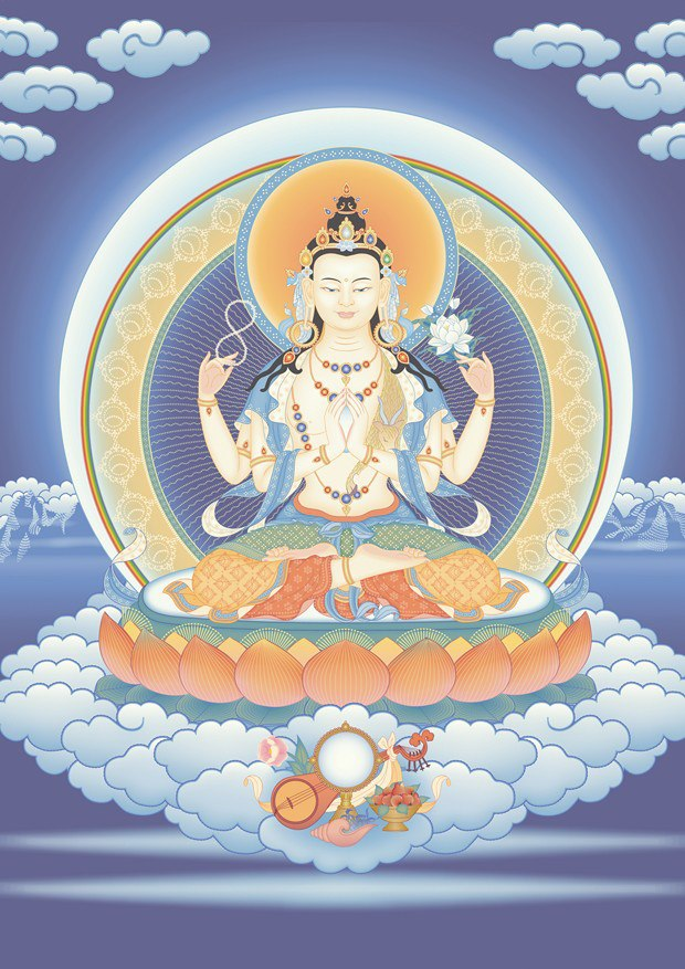 POWA - Prayers for the Deceased @ Maitreya Kadampa Buddhist Center