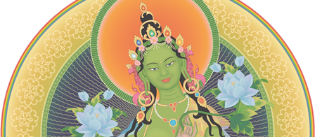 Prayers to Arya Tara, Protector of Migrators - St Augustine @ Discovery Yoga