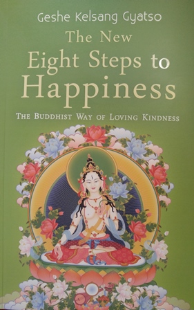8 Steps to Happiness LIVE-STREAMED ONLINE ONLY @ Maitreya Kadampa Buddhist Center | Atlantic Beach | Florida | United States
