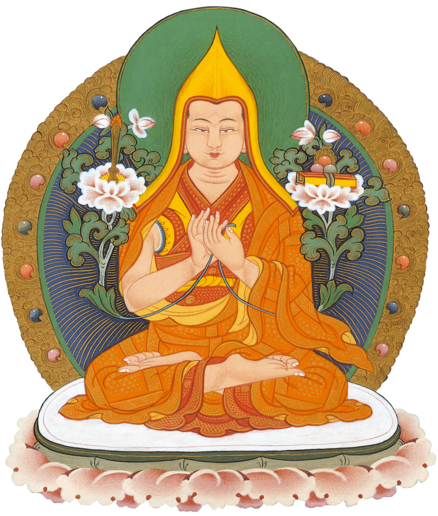 Je Tsongkhapa Day Celebration @ ONLINE