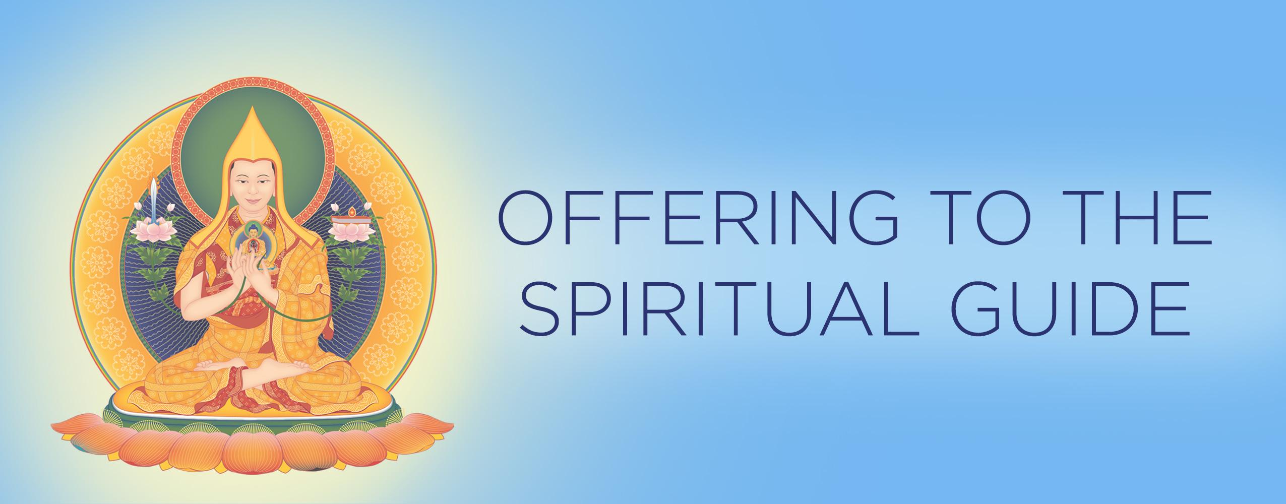 Offering to the Spiritual Guide Prayers @ Maitreya Kadampa Buddhist Center