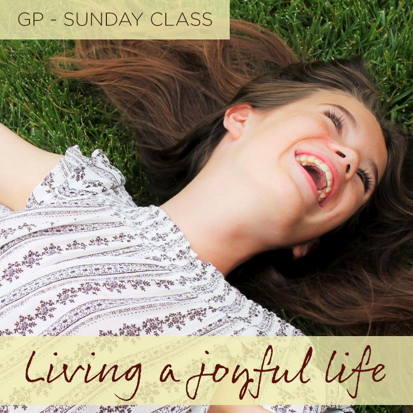 Living  a Joyful Life - Sunday series online @ zoom | Atlantic Beach | Florida | United States