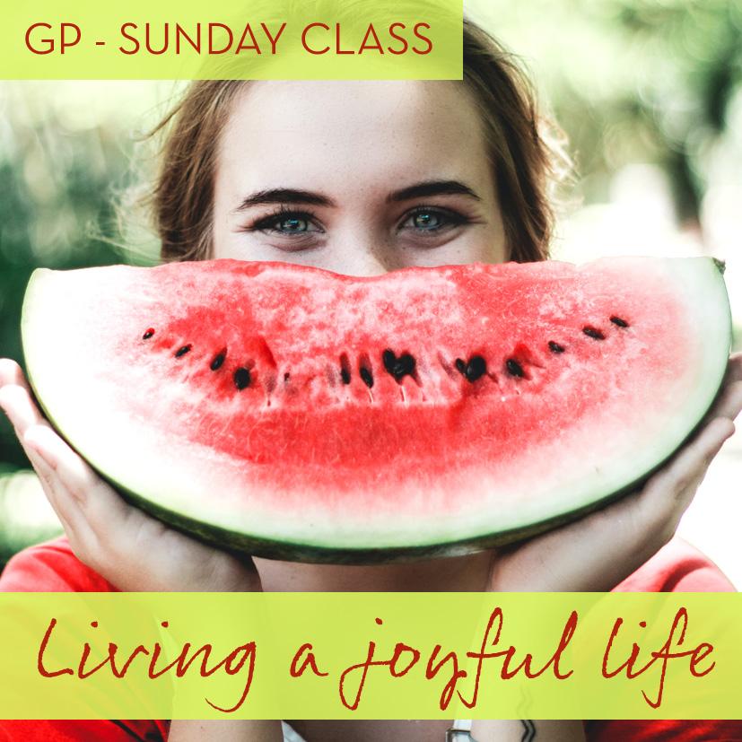 Living  a Joyful Life - Sunday series online @ Online | Atlantic Beach | Florida | United States